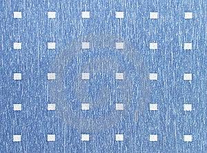 Tissu Bleu De Trellis De Lac Image libre de droits - Image: 20841536