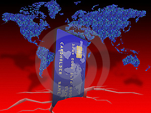 Global Crisis Royalty Free Stock Images - Image: 20860059