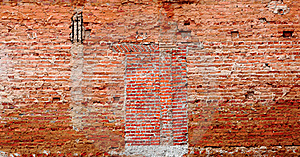 Old Brick Wall Stock Images - Image: 20866124