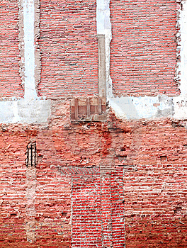 Old Brick Wall Royalty Free Stock Images - Image: 20866209