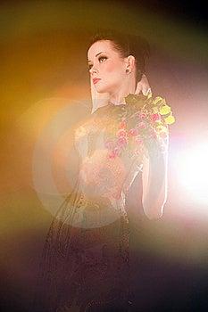Unusual Girl Stock Photography - Image: 20874062