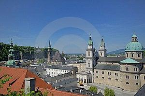 Salzburd, Austria Royalty Free Stock Photo - Image: 20877935