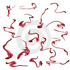 Blood Splatter Royalty Free Stock Photo - Image: 20886315
