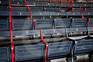 Seating Rows Stock Image - Image: 20891151