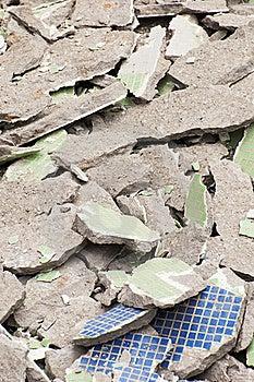 Broken Pavement Stock Photos - Image: 20896803