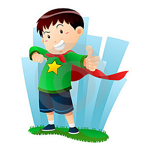 Action Boy Royalty Free Stock Photography - Image: 20902147