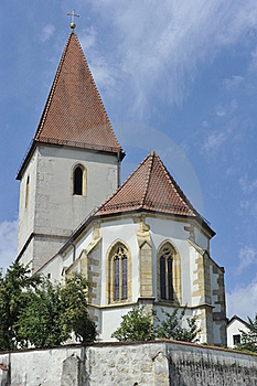 Picturesque Little Church Stock Image - Image: 20909491