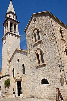 Sveti Ivan Church - Budva Stock Photos - Image: 20909503