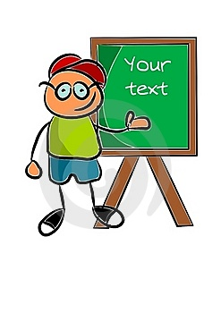 Young Schoolboy -  Royalty Free Stock Photography - Image: 20909677