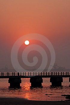 Sunrise Beach Stock Images - Image: 20915034