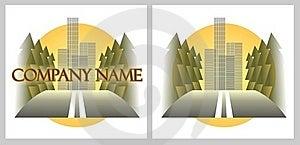 Logo Of Transport Company Stock Photos - Image: 20933163