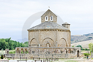 Church Of Saint Mary Of Eunate Stock Photos - Image: 20933363