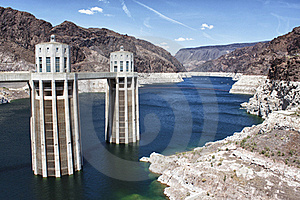 Hoover Dam Stock Photo - Image: 20947020