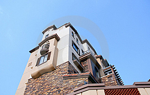 Apartment  In  Sun Stock Images - Image: 20947324
