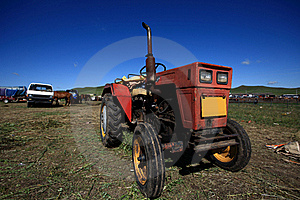 Tractor Royalty Free Stock Photography - Image: 20947837