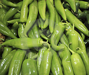 Green Peppers Royalty Free Stock Images - Image: 20949209