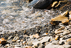 Rocky Shore Of The Sea Stock Images - Image: 20949264