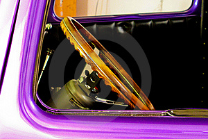Hot Rod Royalty Free Stock Photography - Image: 20953937