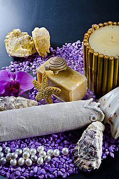Different Soaps Sorten Royalty Free Stock Photos - Image: 20955088