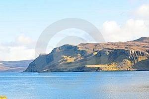 Coastline On The Isle Of Skye. Stock Photo - Image: 20959120