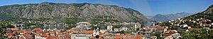 Panorama Of Kotor, Montenegro Stock Image - Image: 20961741