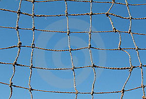 Network In The Sky Stock Image - Image: 20962971