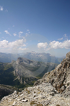 The Dolomites Royalty Free Stock Photo - Image: 20967025