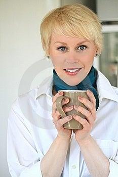 Coffee Break Royalty Free Stock Photos - Image: 20975288