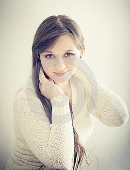Light Portrait Stock Photos - Image: 20976733