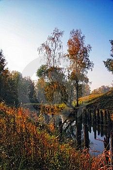 Autumn Sunset Stock Photography - Image: 20976822