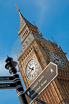 Big Ben, London Royalty Free Stock Images - Image: 20980719