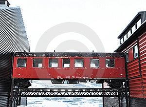 Wagon Footbridge Stock Photo - Image: 20981960
