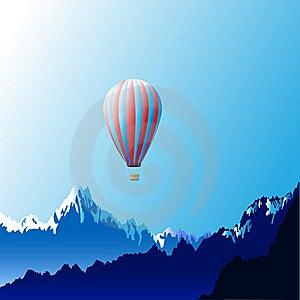 Hot Air Ballon Royalty Free Stock Images - Image: 20991279