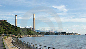 Power Station Stock Images - Image: 20998484