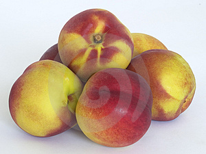 Peaches Free Stock Photography
