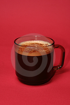 Cup-of-coffee-01 Fotografia de Stock