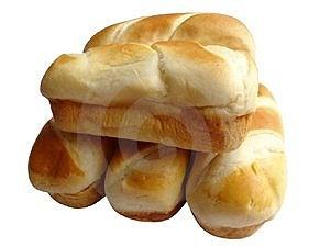 Изолированный Shortbread Стоковая Фотография