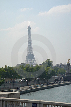 Eiffel Tower Free Stock Image