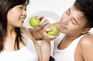 Healthy Couple 7