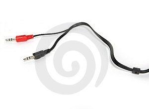2 way plug Stock Image