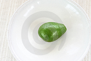 Avocado 1 Stock Image