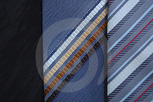 Ties Free Stock Photography