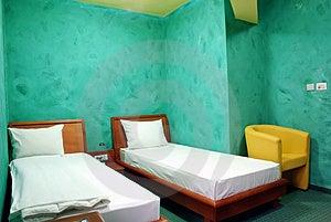Hotel Room Stock Image - Image: 2100991