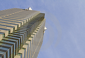Skyscraper Perspective Royalty Free Stock Photography - Image: 2101017