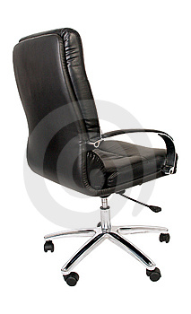 Office arm-chair 3 Royalty Free Stock Image