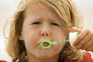Bubbles Royalty Free Stock Images - Image: 2106629