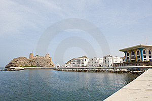 Palace Of The Sultan Of Oman Royalty Free Stock Photos - Image: 21000168