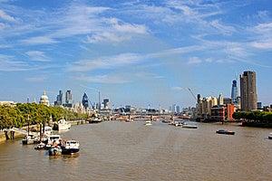 LONDON Thames River Stock Photos - Image: 21000853