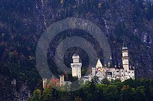 Neuschwanstein Castle Stock Photos - Image: 21001793