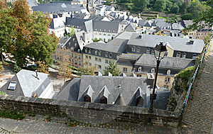 Le Luxembourg Image stock - Image: 21005341